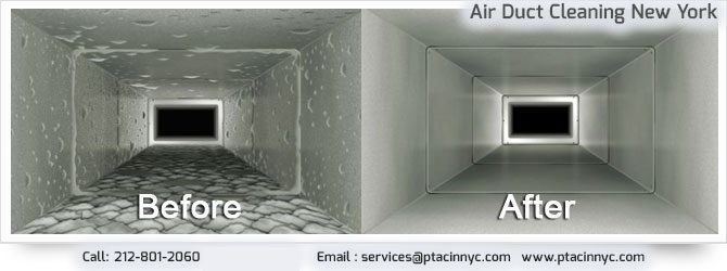 PTAC Air Duct Cleaning New York